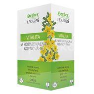 Herbex Vitalita a hormonálna rovnováha Bylinný čaj porciovaný 20x3g (60g)
