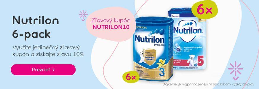 Nutrilon 10,79€/ks