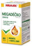 Walmark Megadéčko 2000IU 60 kapsúl