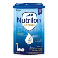 Nutrilon 1 počiatočná mliečna dojčenská výživa v prášku 1x800g