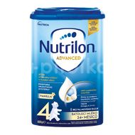 Nutrilon 4 Pronutra Vanilla batoľacia mliečna výživa v prášku 800g