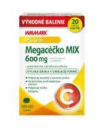 Megacéčko mix 600mg 100+20 tablet