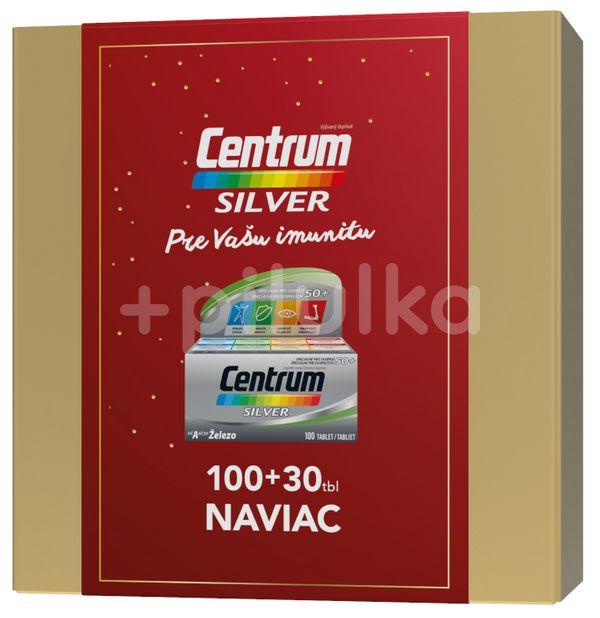 Centrum Silver Vianočné balenie 100+30tabliet