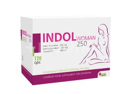 INDOL WOMAN 250 120 cps