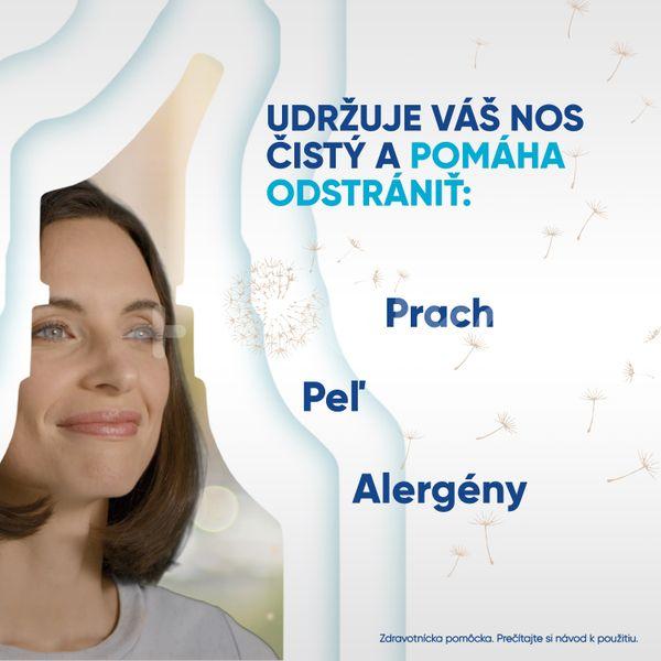 PHYSIOMER GENTLE JET nosový sprej izotonický 135ml