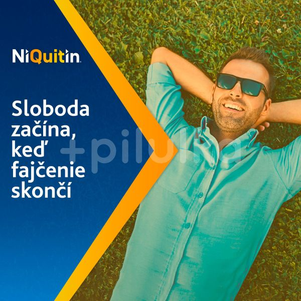 NiQuitin Mini 4mg 60 pastiliek