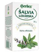 HERBEX ŠALVIA LEKÁRSKA sypaný čaj 50g