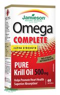 Jamieson Omega Complete Pure Krill 500mg 60cps