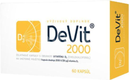 DeVit 2000 120 kapsúl