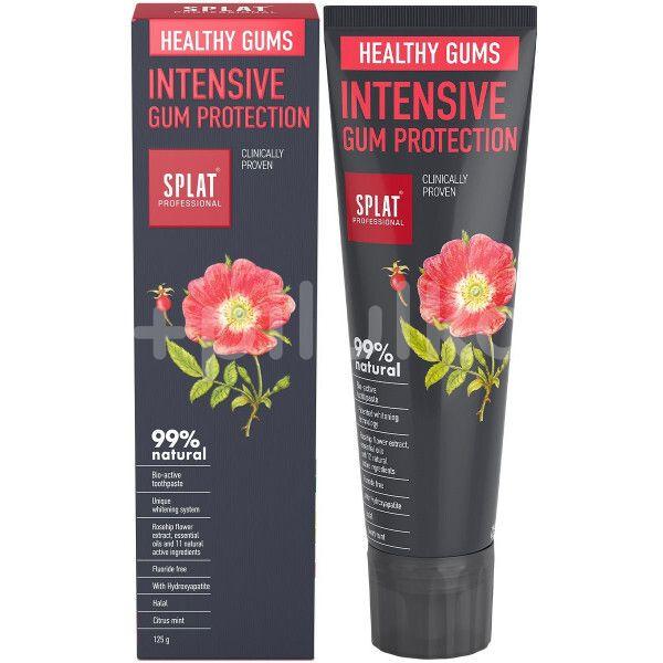 SPLAT BIO Professional HEALTHY GUMS zubná pasta pre intenzívnu ochranu ďasien 125g