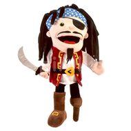 Fiesta Crafts Veľký maňuška s otváracou pusou - Pirát