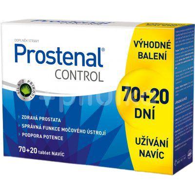 Walmark Prostenal Control 70+20 tabliet