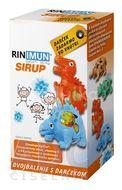 RINIMUN sirup dvojbalenie+ darček RINIMUSAURUS 2x120ml