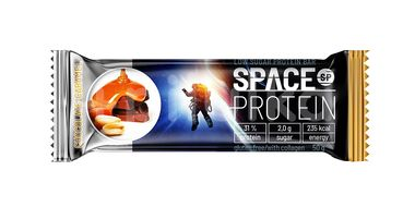 Space Protein Low Sugar Chocolate Caramel 50g