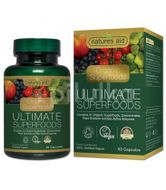 Natures Aid ULTIMATE SUPERFOODS 60CPS